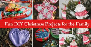 DIY, Projekt, Weihnachten