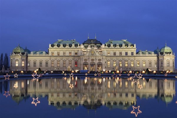 Weihnachtsmärkte in Europa - Wien