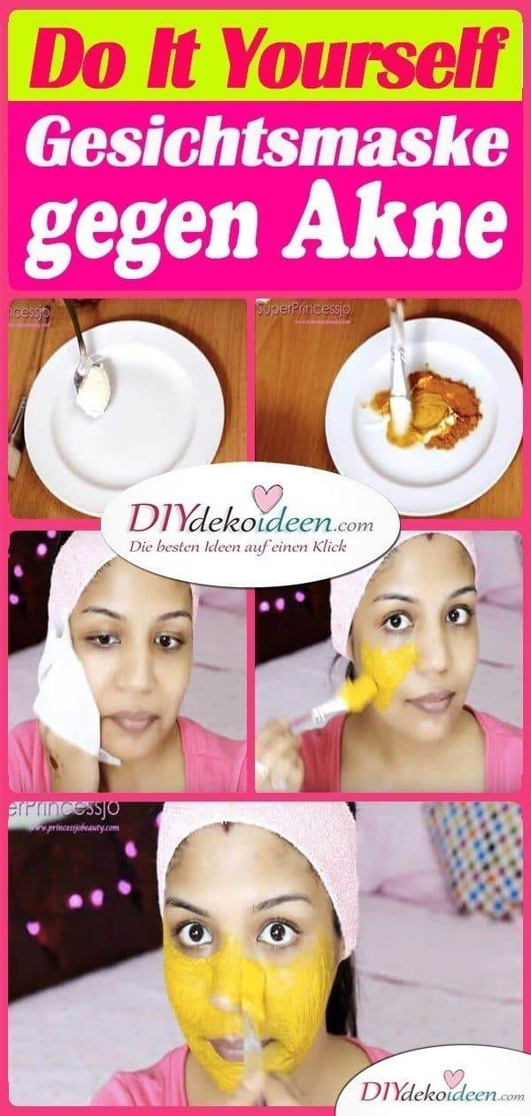Do-It-Yourself-Gesichtsmaske-gegen-Akne
