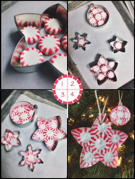 DIY Projekte zu Weihnachten - Pfefferminze