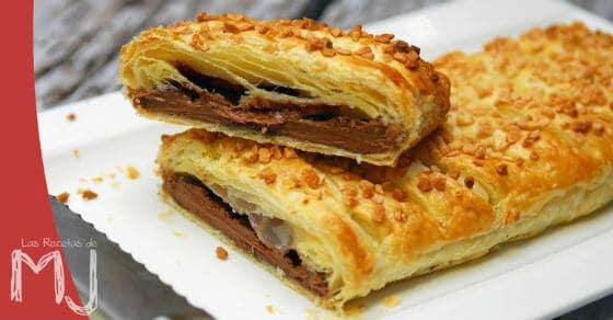 Nachtisch mit Schokolade leicht gemacht, das einfachste Rezept der Welt