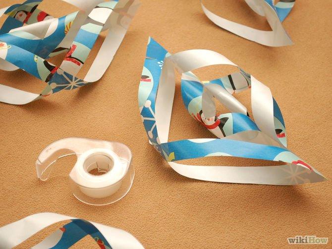 3D Schneeflocken leicht gemacht - Flocken