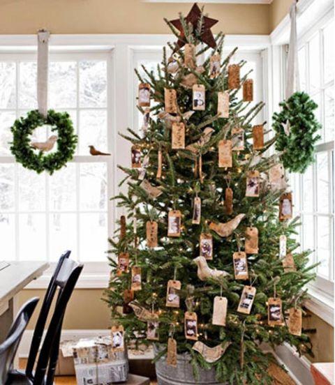 Atemberaubende Weihnachtsbaum Dekoration Idee - Anhänger