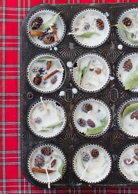 Weihnachtsdeuft-Ideen - Leckerer Lufterfrischer zum Selbermachen