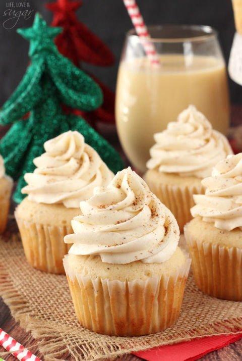 Eierlikör-Muffin - Leckere Cupcake-Rezepte