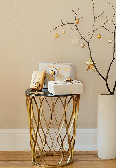 Geschenke mit Ferrero Rocher verzieren - DIY Geschenke verpacken