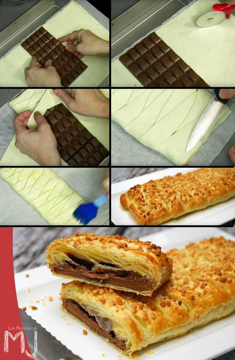 Einfache Rezepte mit Nutella-Dessert zubereiten