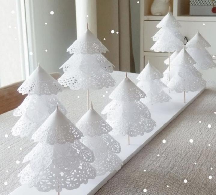 DIY Weihnachtsdekoration - Zubehöre