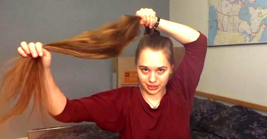 Haarknoten leich gemacht, DIY Haarstyle