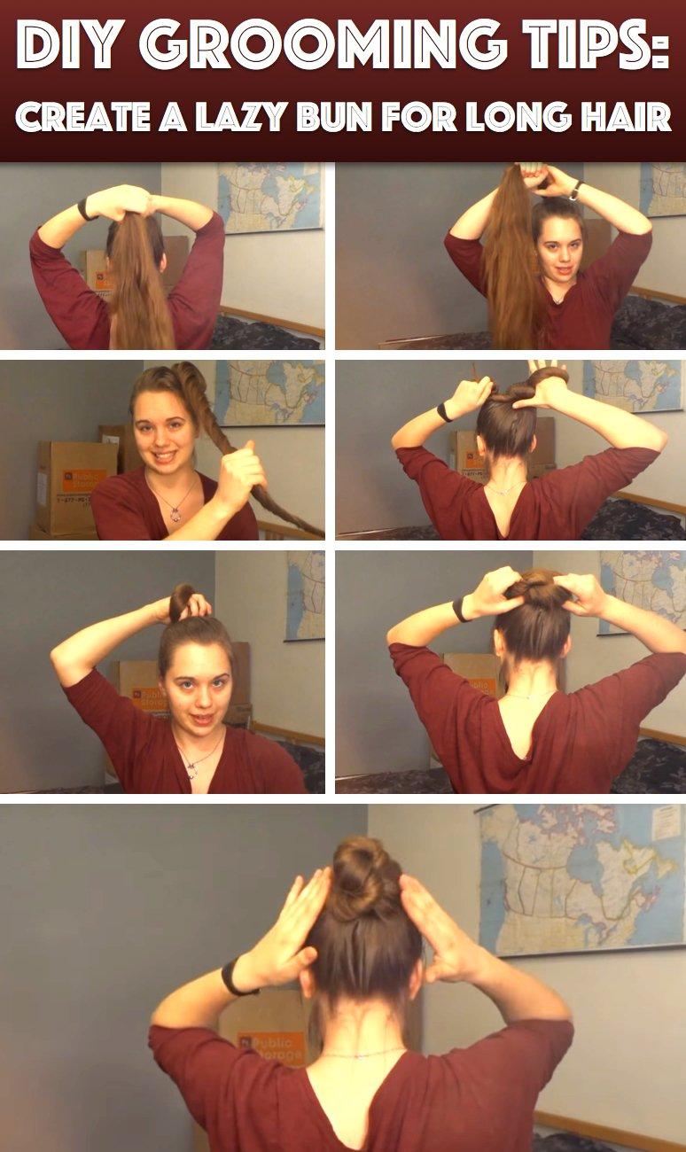 lässiger Style - Haardesign