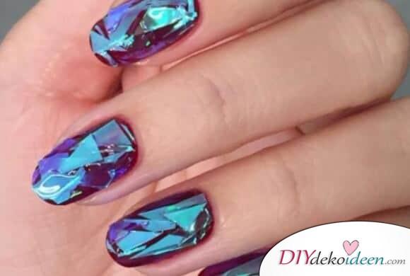 DIY Glass Nails – der beste Nagellacktrend des Jahres