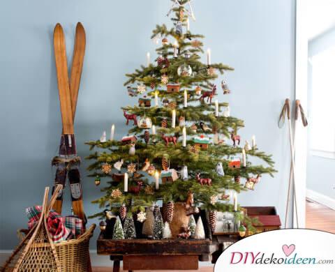 Atemberaubende Weihnachtsbaum Dekoration Ideen