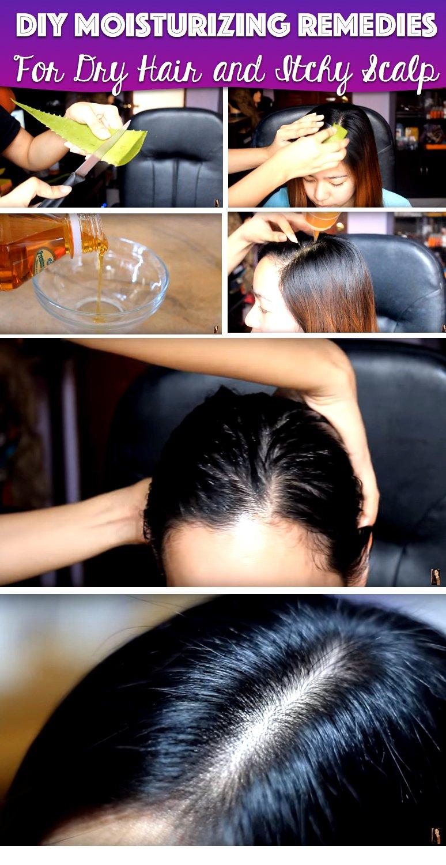 Hausgemachte Pflegemittel mit Sesamöl gegen juckende Kopfhaut