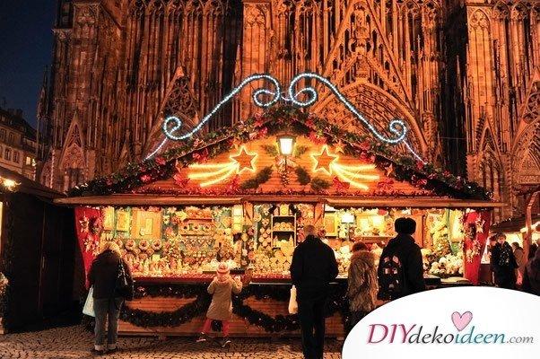 Die schönsten Inspirationen der Adventszeit – Weihnachtsmärkte in Europa