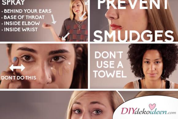 Diese Make-up Hacks werden eure Schönheitsroutine für immer verwandeln