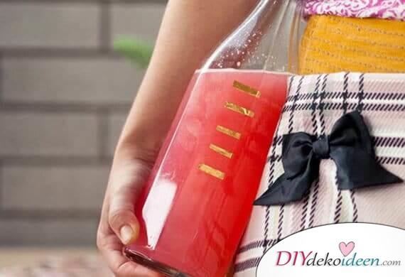 Diy page 29 of 0 diydekoideen diy ideen deko bastelideen geschenke dekoration - Leere weinflaschen deko ...