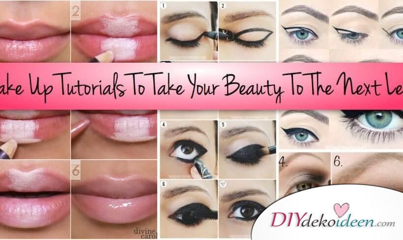 Zauberhafte Schminktipps für das perfekte Make-Up