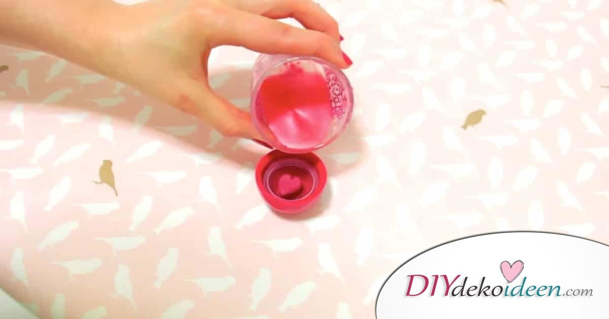 Lippenpflege selber machen - DIY Schönheitsrezept