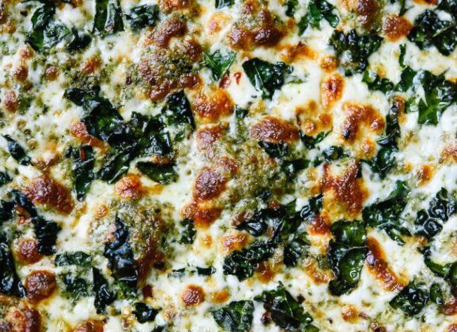 Leckere, einfache Rezepte - Vegetarische Pizza