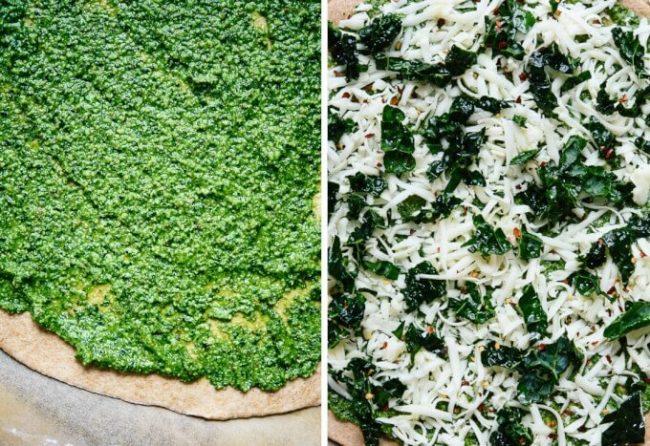 Leckere Pizza - vegetarische Rezeptideen