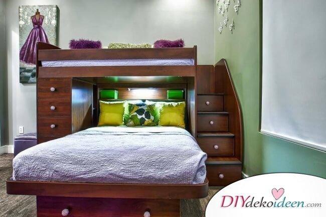 DIY Wohnideen für kleine Zimmer