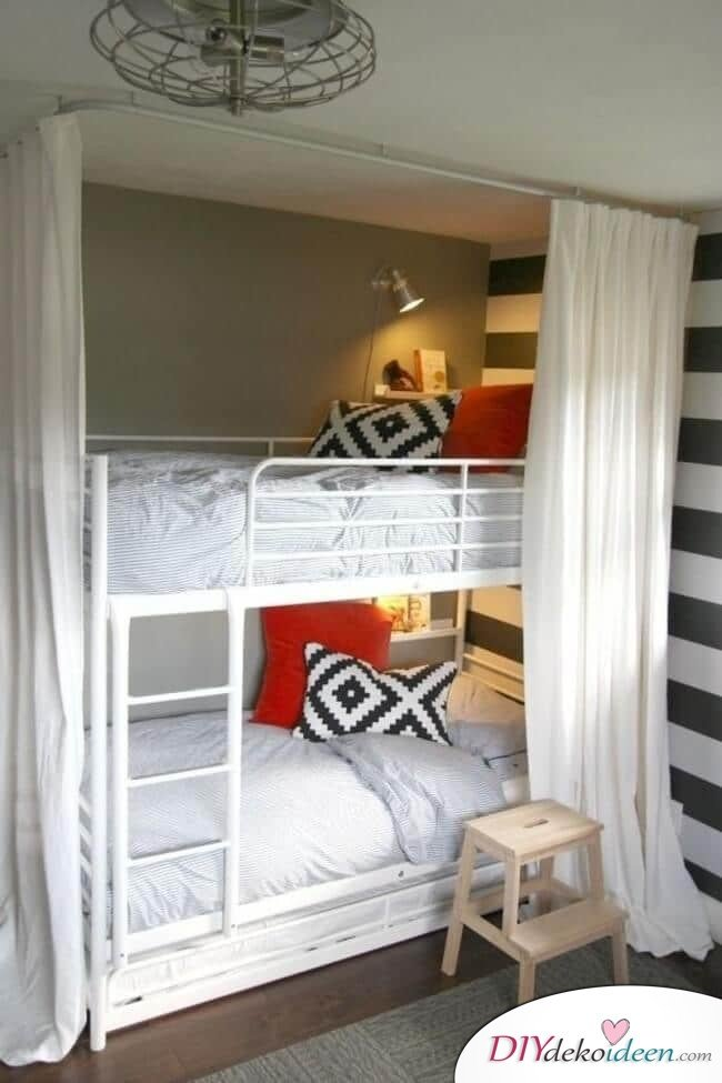 schau dir diese ideen an und du wirst sofort wissen wie du ein kleines zimmer einrichten kannst. Black Bedroom Furniture Sets. Home Design Ideas