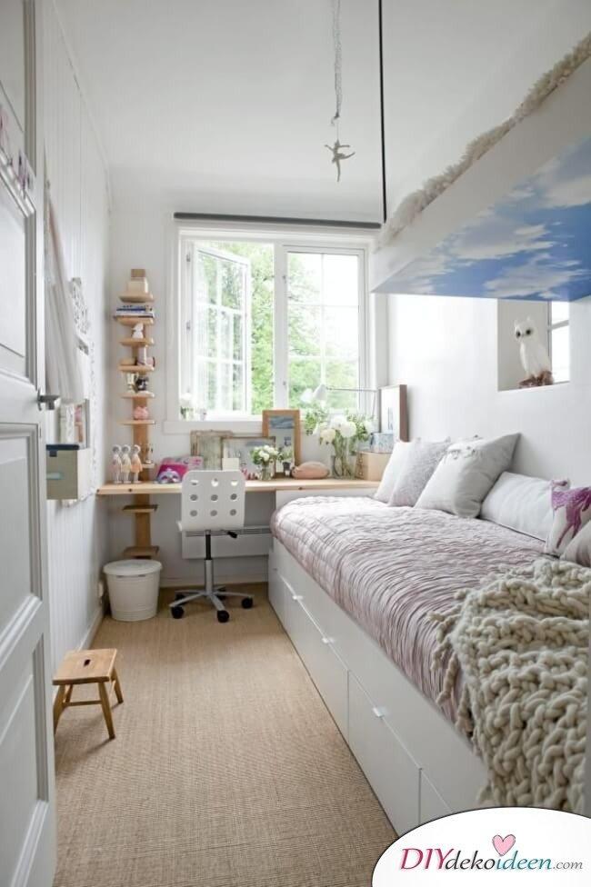 Praktische Einrichtungsideen - Schlafzimmer Ideen