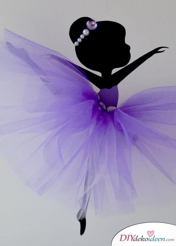 Tutu-Bilder für kleine Ballerinas