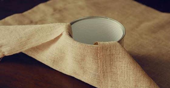 Nachdem du diesen Artikel gelesen hast, wirst du die leeren Konservendosen nie mehr rausschmeißen