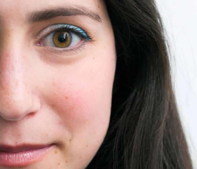 Ombre Effekt mit Lidschatten - elegante Make-up Ideen