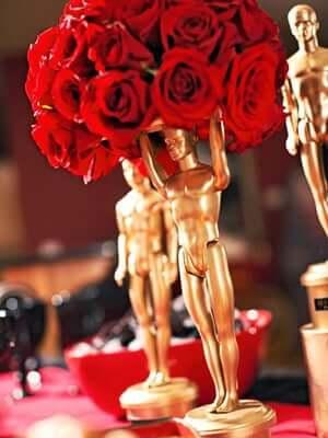Oscar Wohndeko in Hollywood Stil