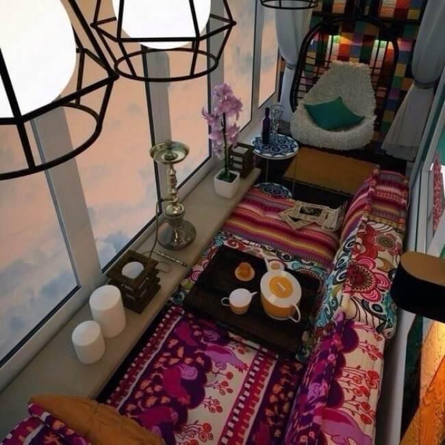 dieser mann wei wie man einen balkon gestalten soll. Black Bedroom Furniture Sets. Home Design Ideas