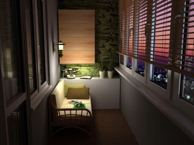 Einrichtungsideen für Balkons