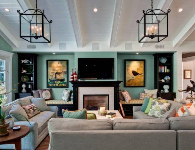 Achte auf eine stimmungsvolle Beleuchtung - Wohndeko Ideen