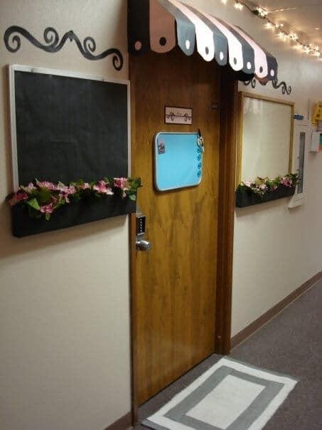 Eingangstür dekorieren - DIY Deko Tipps für den Eingangsbereich