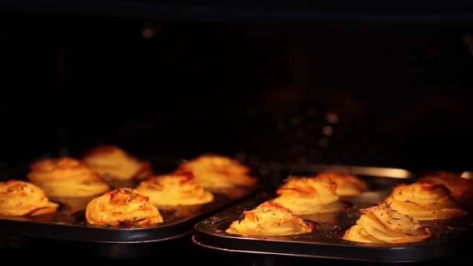 DIY Rezepte in Muffinformen