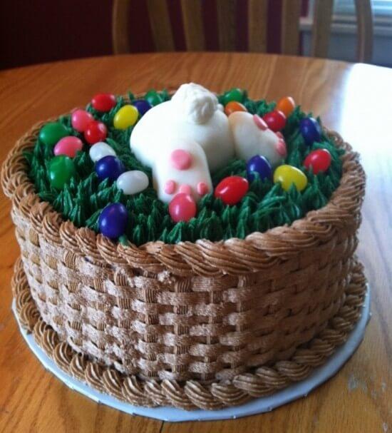 So Kannst Du Eine Professionelle Osterhasen Torte Backen
