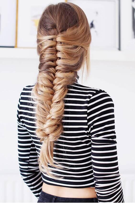 wunderschöne Frisuren - Sommertrends