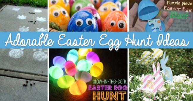 DIY Ideen mit Kindern zu Ostern