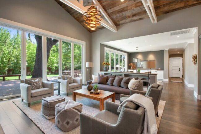 Wohnzimmer Einrichten   Wohndesign Ideen