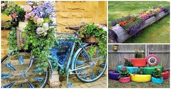 Hast du dich darüber Gedanken gemacht, wie du den Garten gestalten wirst?