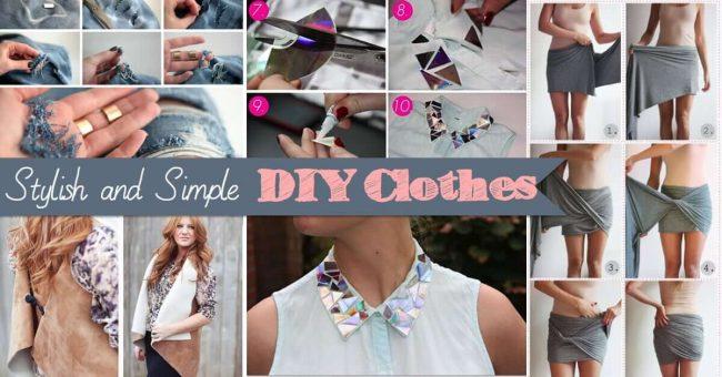 DIY Kleider - Oberteil selber machen