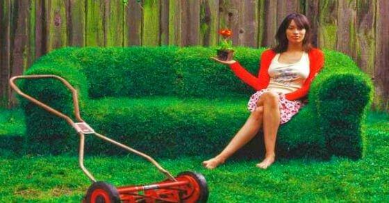 Wahnsinnig kreative DIY Gartenmbel Ideen