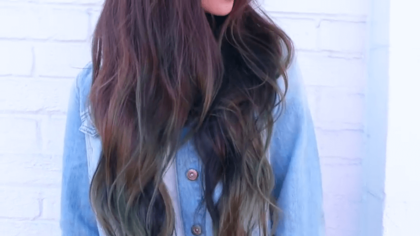 Die sonderbarsten DIY Projekte, die unglaublich kreative Ideen sind - Haare färben mit Getränkepulver