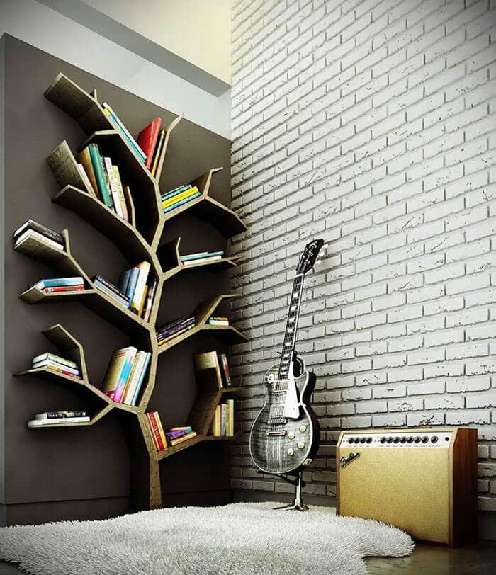 DIY Bücherregal selber basteln
