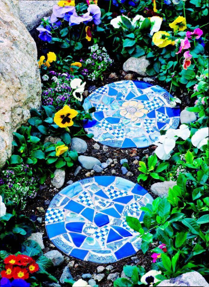 Wunderschöne Gartendeko-Ideen