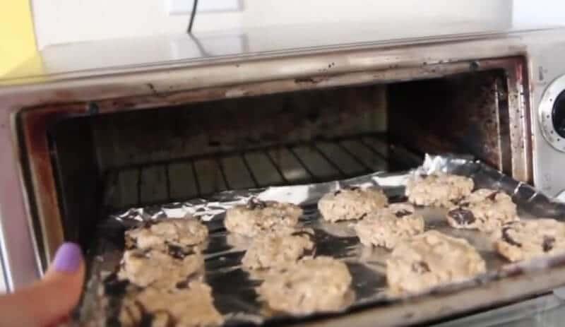 Schoko-Cookies backen - gesunde Rezepte