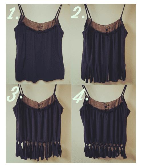 DIY Top - Sommerkleidung selber machen