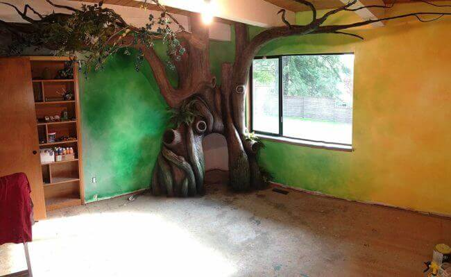 Märchenzimmer selber machen