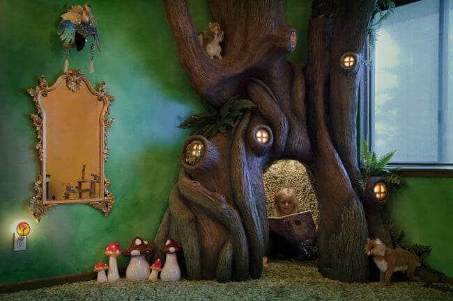 Märchenzimmer DIY - beste Kinderzimmer aller Zeiten